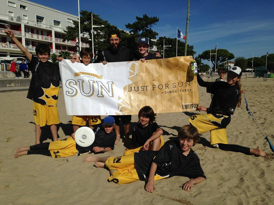 équipe Sunlight 3