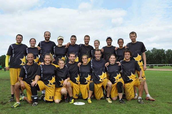 Equipe N1 mixte sept 2013