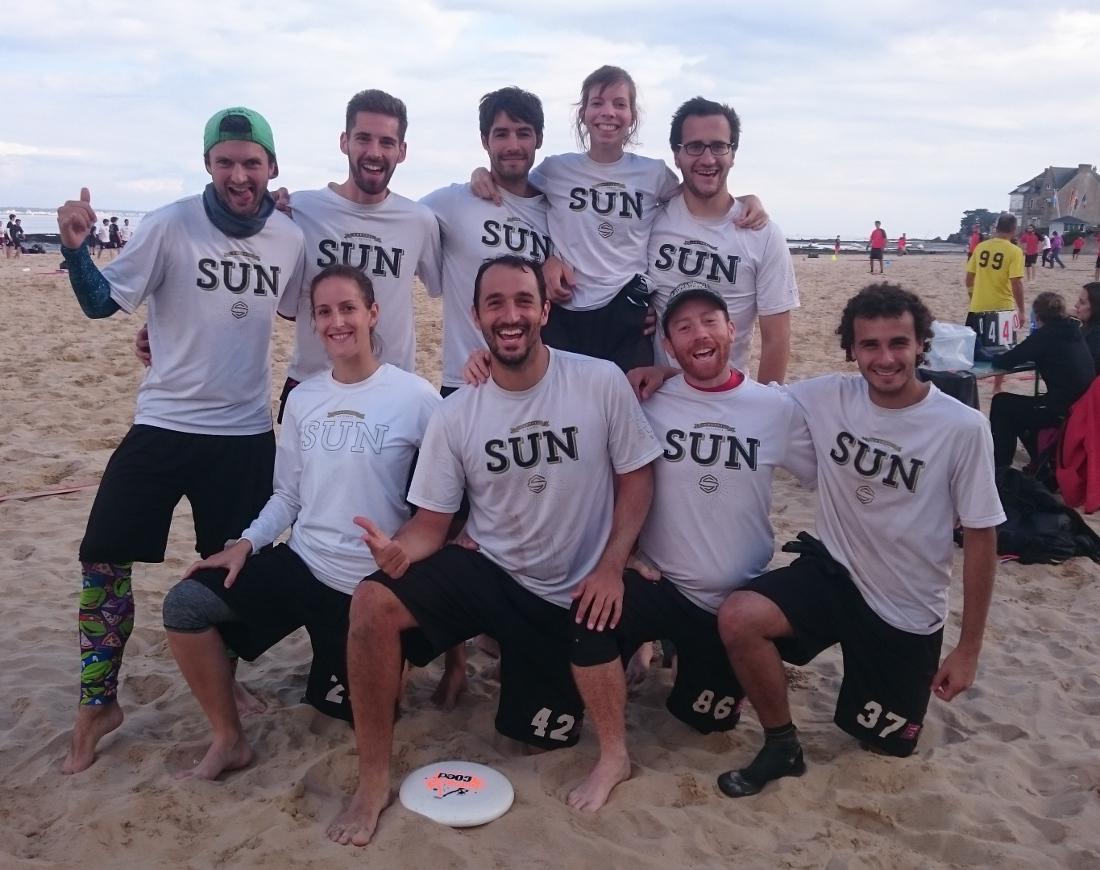 Sun au Beach 2016 - retour